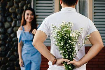 赣州求婚现场布置,赣州创意室内求婚布置
