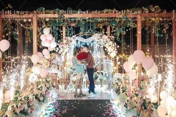赣州求婚现场布置方案,赣州电影院求婚怎么布置