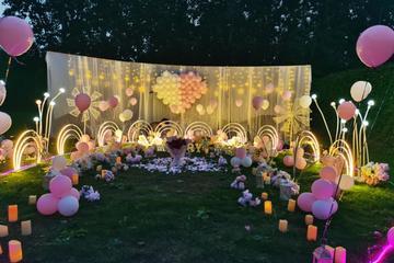枣庄气球求婚现场怎么布置,枣庄气球求婚现场布置推荐