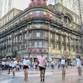 中国街头最感动快闪求婚视频