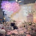 520情人节求婚布置 520向女朋友求婚