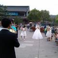 义乌不同的地点,不同的浪漫求婚方式