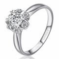 开封求婚戒指第一品牌之乐维斯钻戒怎么样?