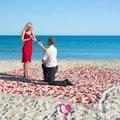 上海特别节日的求婚创意 用爱创造浪漫惊喜求婚